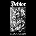 "Debtor ""Bloodseeds"" CD Layout"